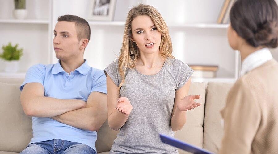 Un buen arreglo que puede ayudar a reparar relaciones humanas destruidas